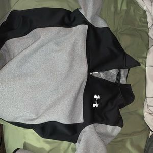 Underarmour men's zip up